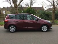 2013 Renault Grand Scenic 1.5 TD Dynamique | Automatic | 7 Seaters | Like Zafira Galaxy Sheren Smax