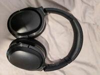 BLACKWEB OVEREAR HEADPHONES
