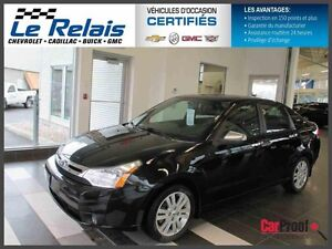 2011 Ford FOCUS SEL **AUTOMATIQUE, CUIR, TOIT **