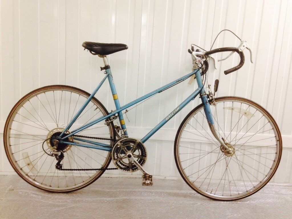 Classic Raleigh 12 speed Flange Hub excellent Condition Serviced