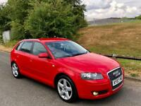 Audi A3 TDi *New Clutch Fitted* Rare Spec! Not a4 s line vw polo gt sport golf gti fabia vrs leon fr
