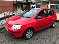 Hyundai Getz 1.1 2004! Ideal first car! Not Kia Honda corsa polo micra ford peugeot citreon
