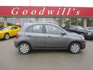 2016 Nissan Micra SV! PREVIOUS DAILY RENTAL! BLUETOOTH!