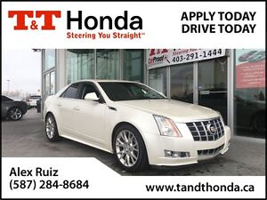 2012 Cadillac CTS Performance Collection AWD *Local Car, Remote