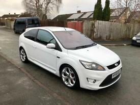 2008 Ford Focus ST225 ST3 Frozen White