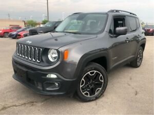 2016 Jeep Renegade North AWD