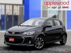2017 Chevrolet Sonic LT Auto APPLE CAR PLAY, AVAILABLE WI-FI,...