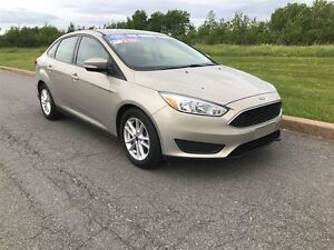 2015 Ford Focus SE|ONE OWNER |HEATED HEATS & STEERING WHEEL