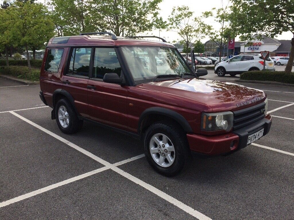 Land Rover discovery 2 pursuit 2004 manual 136000 miles full service history