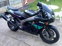 Kawasaki Zx6r excellent condition