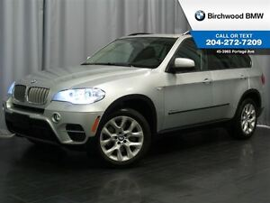 2012 BMW X5 35d Executive Edition! Comfort & Technology Packag