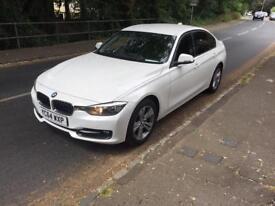BMW 318d sport 2014 64 reg