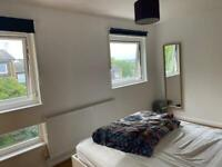 Spacious double room in a quite location