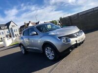 Nissan, JUKE, Hatchback, 2013, Manual, 1598 (cc), 5 doors