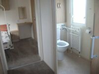 Wheelchair friendly static caravan for sale in Skegness/Ingoldmells/LOW GROUND RENT/6 berth