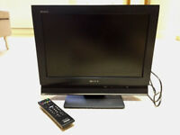 "Sony 19"" LCD Television 1080i Full HD"