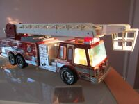 Large Nylint Sound Machine Fire Engine