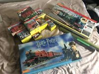 Assorted Hornby Model Railway Items