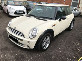 MINI Hatch 1.6 One 3dr - 2006, 2 Lady Owners, 12 Months MOT, 7 Services, x2 Keys, Very Clean Car!