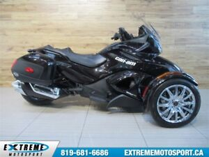 2013 Can-Am Spyder ST SE5 LIMITED  79$/SEMAINE