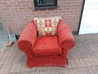 Very confey arm chair