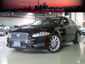 2014 Jaguar XJ AWD|B.SPOT|MASSAGE|NAVI|REAR CAM|FULLY LOADED