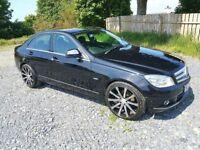 mercedes C220 cdi elegance newer model f/s/h leather spotless car