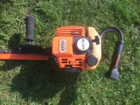 "Stihl HS76 old style 44"" cut hedge cutter"