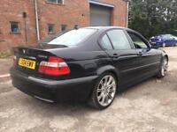 2004 BMW 320D SE 5 DOOR SALON 2.0 TURBO DIESEL 6 SPEED BOX 150 BHP MOT JANUARY 2019 LOW MILEAGE