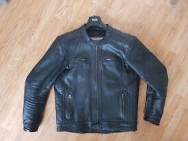 RST Interstate 3 Leather Jacket UK: 48 EUR: 58 (RRP £199.00)
