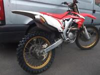 Honda Crf 450 2012 efi model mint condition may swap cr Yz Yzf kx kxf rm Ktm raptor banshee jetski