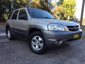 MY05 2004 Mazda Tribute 4x4 SUV LONG REGO LOGBOOKS LOW KS A1 Mags Sutherland Sutherland Area Preview
