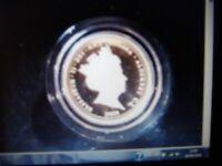 2020 VE DAY 75TH ANNIVERSARY GOLD QUARTER SOVEREIGN