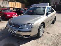 55 plate - ford Mondeo - 2.0 litre diesel - one year mot - bargain Ashton-under-Lyne, Mancheste