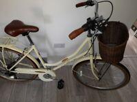 I am selling a brooklyn village ladies bike used few times