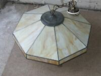 Art Deco Ceiling Light. Original. Ex. condition.