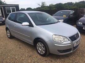 VOLKSWAGEN POLO 1.2S 3DR 2006 IDEAL FIRST CAR* CHEAP INSURANCE * HPI CLEAR