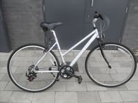 Dawes 201 ladies hybrid city bicycle(excellent condition)