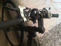 Boardman hybrid comp road bike - used