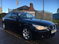BMW 530I SE, 04 PLATE 2004, F.S.H...9 STAMPS...FACELIFT MODEL...STUNNING QUALITY FAMILY CAR!!