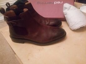 "Moon casual"" chelse BOOT ""Chocolate"""