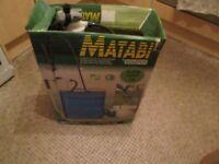 Matabi Super Agro 16L Knapsack Sprayer Farm & Garden Agricultural Plant Backpack