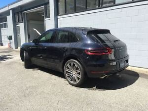 2015 Porsche Macan Turbo! Only 26000kms!!