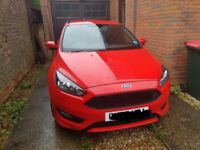 Ford Focus ST-Line 67 Plate