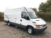 2001 Iveco Daily 2.8 TD 35C11 LWB High Roof Camper MX Van FULL CAMPER, DAY / SPORTS VAN