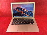 Apple MacBook Air A1369 13 inch i5 Processor, 4GB Ram, 256GB SSD, 2011, +WARRANTY, NO OFFERS L355