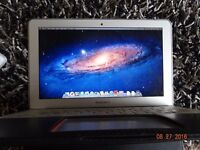 Macbook Air 11.6 with Free Mounting Case, Keyboard cover and Anti-spill pad