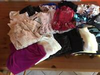 Selection of Ladies Tops
