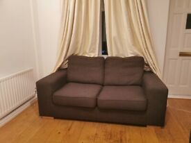 Sofa Bed with Chair