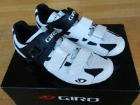 Giro Apeckx Road Cycling Shoes - Size EU 44 (UK 9.25/9.5) - New Unused and in Box